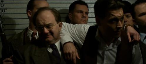 L'arrestation de Dillinger dans Public Enemies