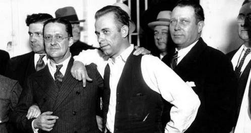 Dillinger arrêté