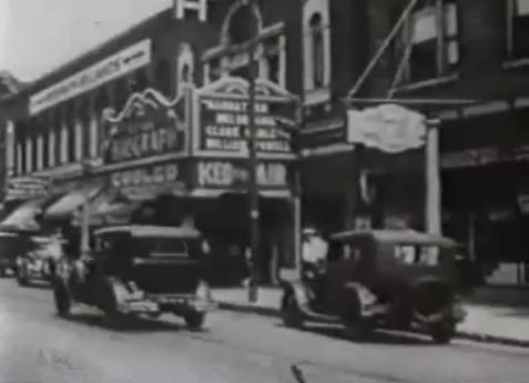 The Biograph Theater, 1934